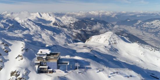 Albergo - Skigebiet Hochzillertal